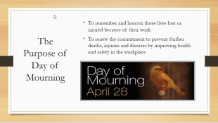 day of mourning 2