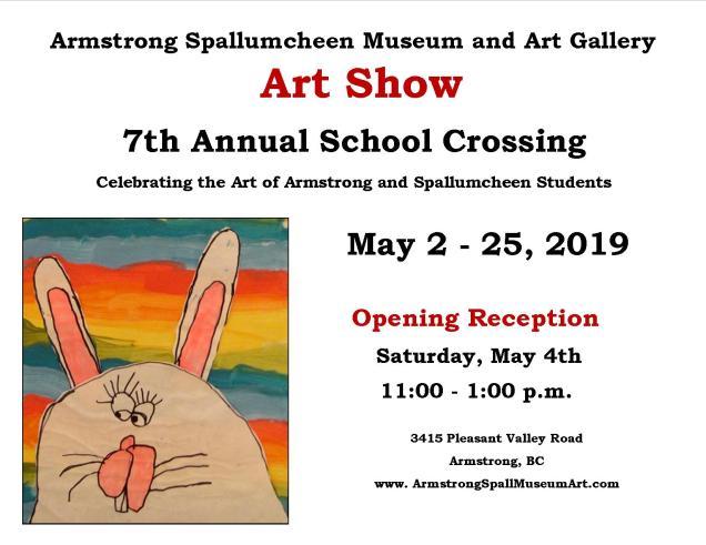 Museam Art Gallery 2019 Poster